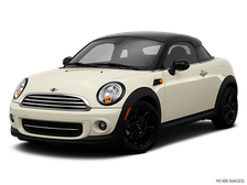 2014 MINI Cooper Coupe Review