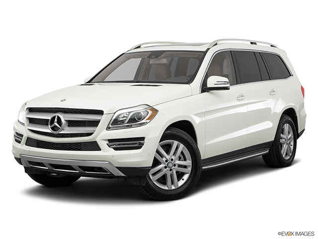 Mercedes-Benz GL-Class Reviews