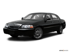 2009 Lincoln Town Car Review