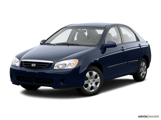2006 Kia Spectra Review