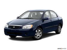 2006 Kia Spectra Review