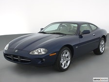2000 Jaguar XK Review