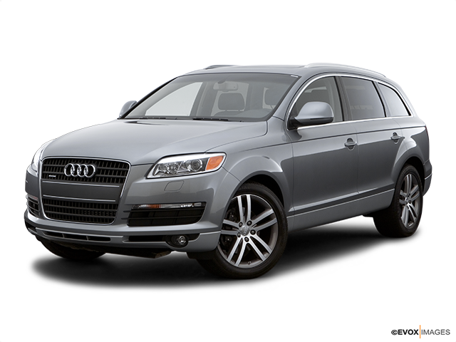 2007 Audi Q7 Review