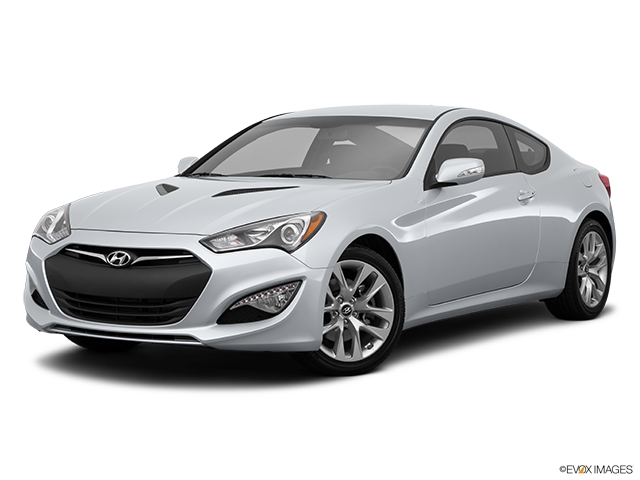 2015 Hyundai Genesis Coupe photo