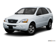 2008 Kia Sorento Review