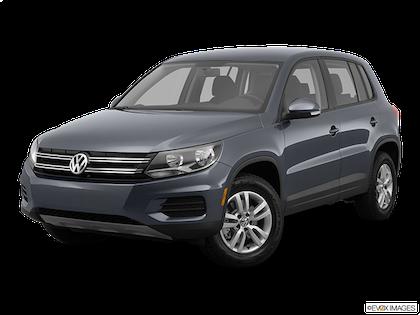 2012 Volkswagen Tiguan photo
