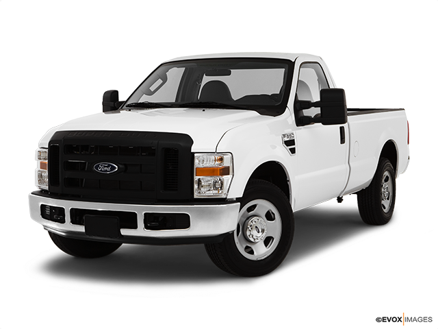 2008 Ford F-350 Super Duty Review