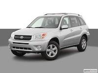 Toyota, RAV4, 2001-2005