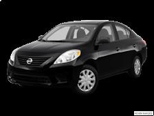 2012 Nissan Versa Review