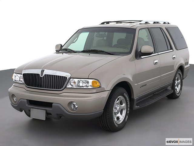 2001 Lincoln Navigator Review