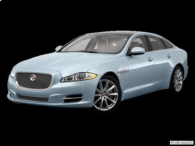 2014 Jaguar XJ Review