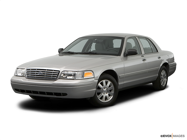 2007 Ford Crown Victoria Review