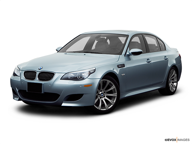 2008 BMW M5 Review