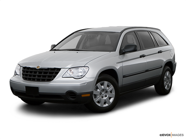2008 Chrysler Pacifica Review