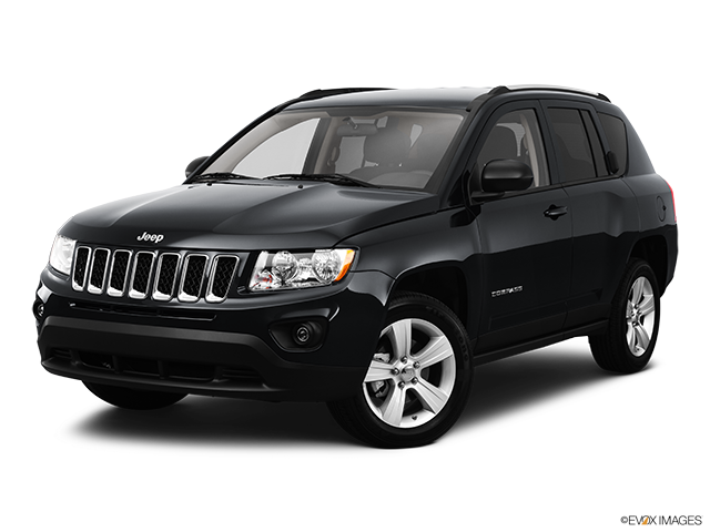 2011 Jeep Compass Review
