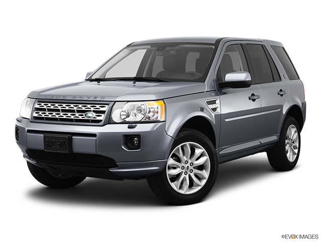 2012 Land Rover LR2 Review