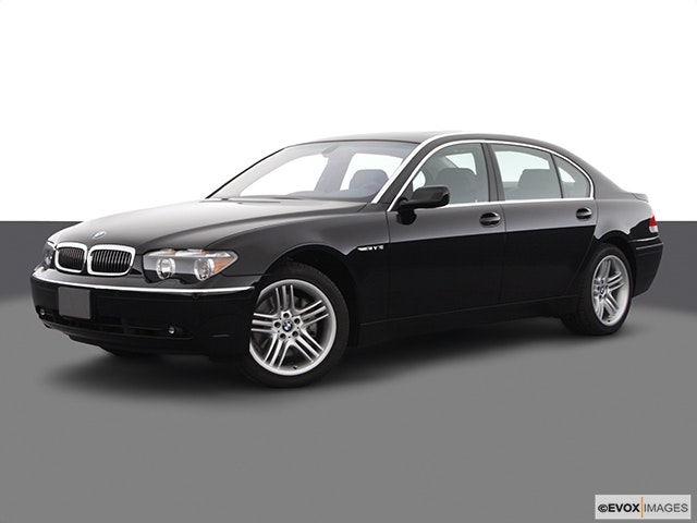 2004 BMW 7 Series Review