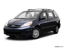 2009 Toyota Sienna Review