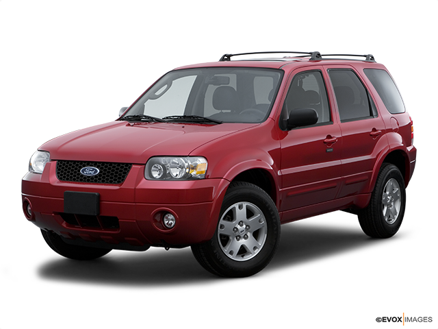 2007 Ford Escape Review