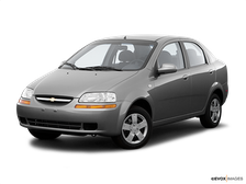 2006 Chevrolet Aveo Review
