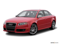 2008 Audi RS4 Review