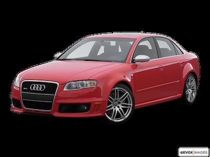 2008 Audi RS 4 photo