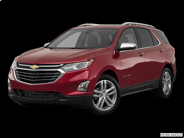 Chevrolet Equinox Reviews