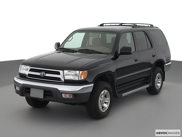 2001 Toyota 4Runner Review