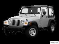Jeep, Wrangler, 1997-2006