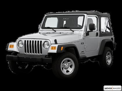 2006 Jeep Wrangler Photo