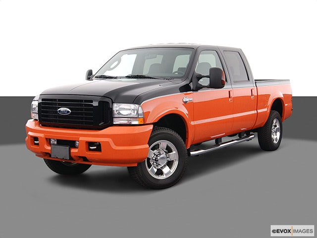 2004 Ford F-250 Super Duty Review