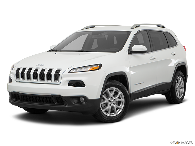 2017 jeep cherokee review carfax vehicle research. Black Bedroom Furniture Sets. Home Design Ideas