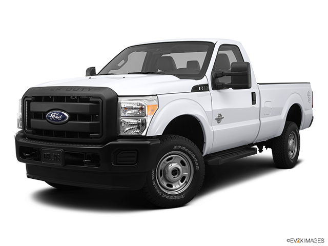 2012 Ford F-350 Super Duty Review