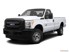 2012 Ford F-350 Review