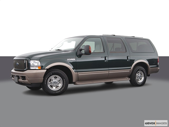 Ford Excursion Reviews