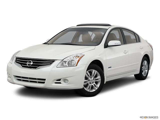 2011 Nissan Altima Hybrid Review