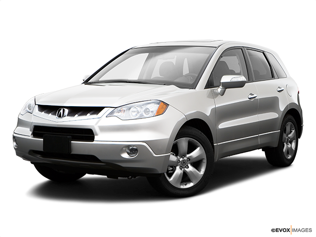 2009 Acura RDX Review