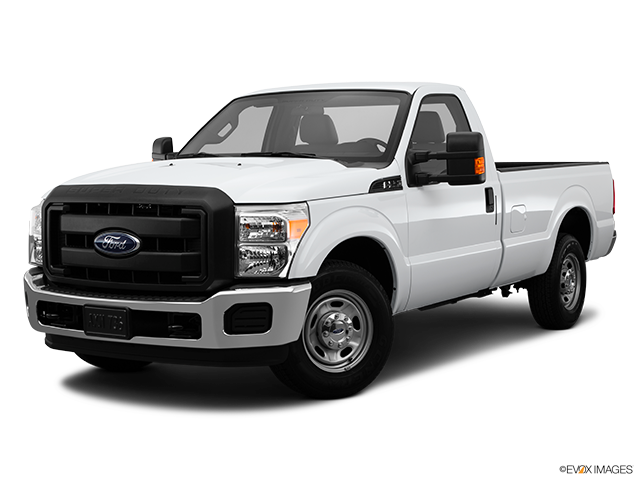 2015 Ford F-250 Super Duty Review