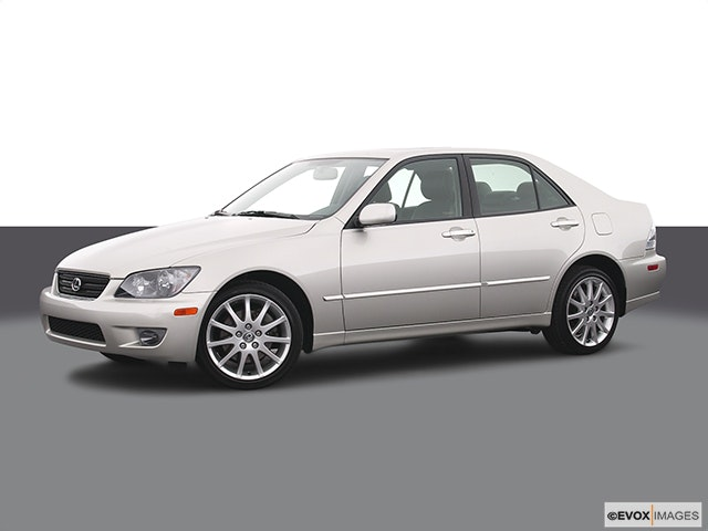 2005 Lexus IS 300 Review