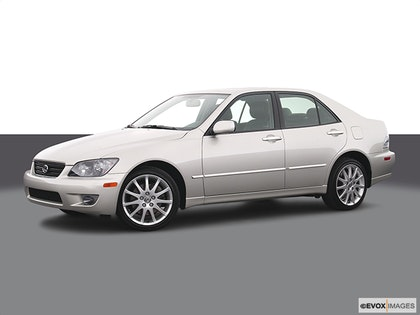 2004 Lexus IS 300 photo