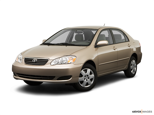2008 Toyota Corolla Review