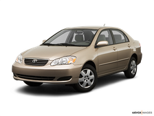 2008 Toyota Corolla Review
