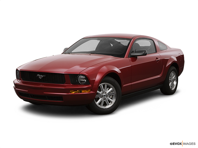 2008 Ford Mustang Review