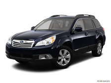 2012 Subaru Outback Review