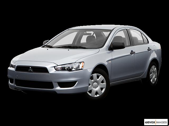 2008 Mitsubishi Lancer Review