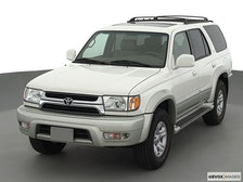 2002 Toyota 4Runner Review
