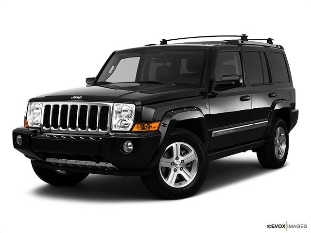 Jeep Commander Reviews