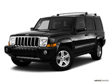 Jeep Commander Reviews