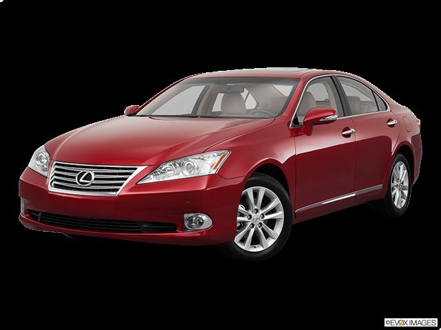 2011 Lexus ES 350 Review