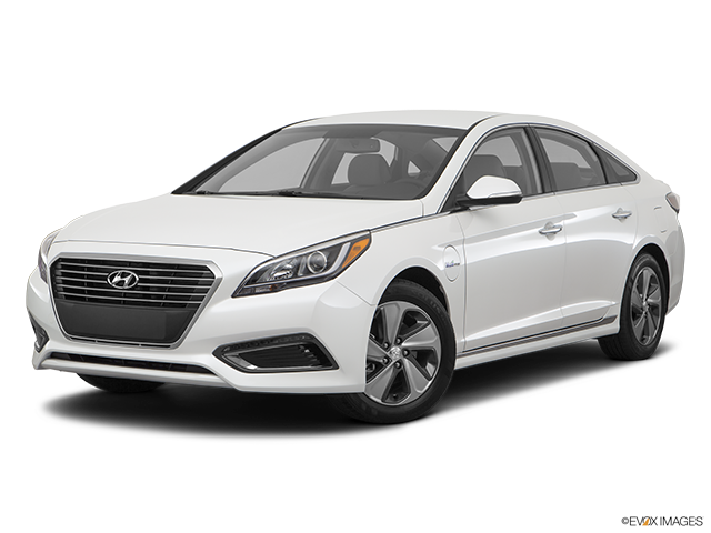 2017 Hyundai Sonata Plug-in Hybrid Review